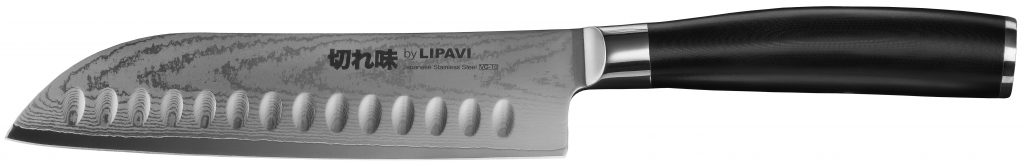 The LIPAVI KSA-1 Santoku Knife