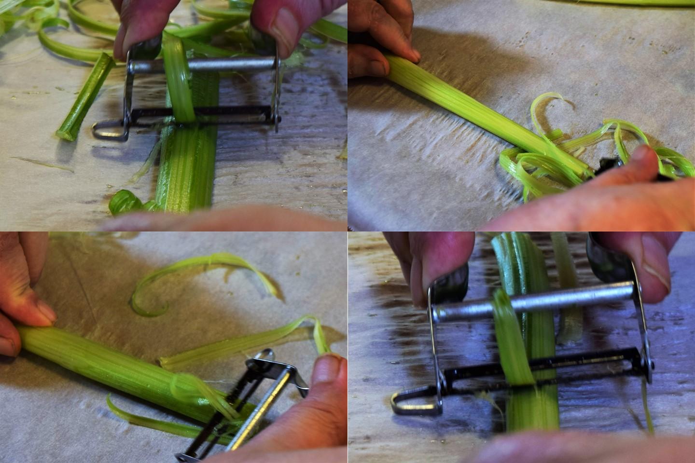 sous vide celery
