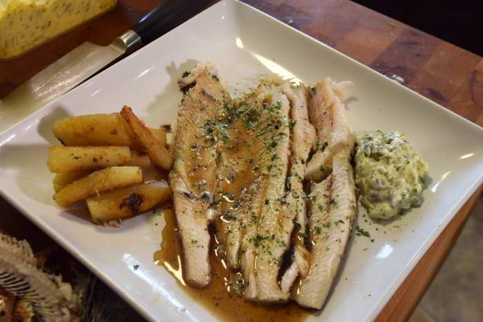 sous vide trout pan fried (30)