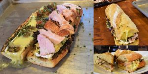 sous vide sandwich