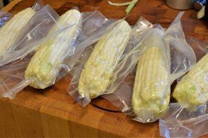 sous vide corn
